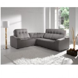 Rent this sofa with long chair - Jon 2 collection