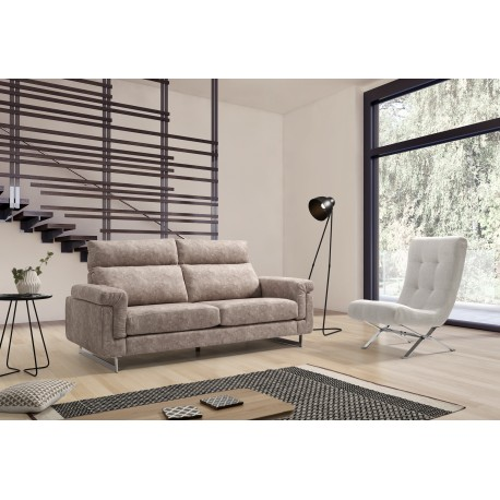 Sofa 3 seats - Cama collection - beige