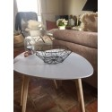 Coffee table - Scandinavian twins collection