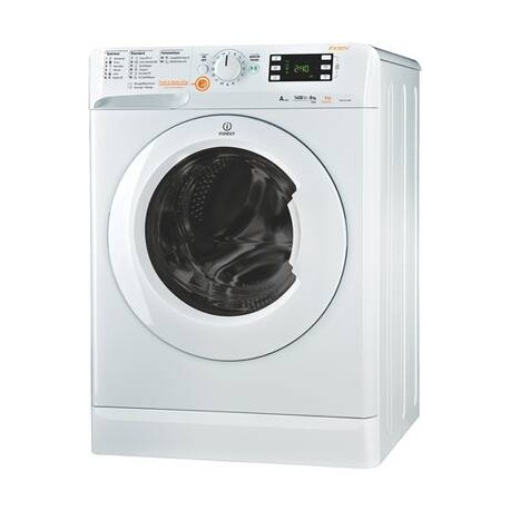 Combined clothes washing machine and dryer