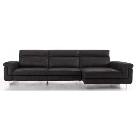 Sofa with long chair - Cama collection